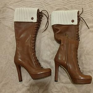9113e5ae9 Gucci Lace Up Boots for Women | Poshmark